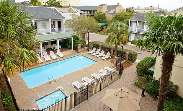 25 Star Garden District Hotel in New Orleans from 69 Groupon