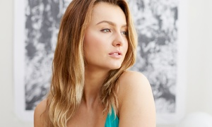 Natural Beauty Studio: Haircut and Style Package at Natural Beauty Studio (Up to 51% Off). Four Options Available.