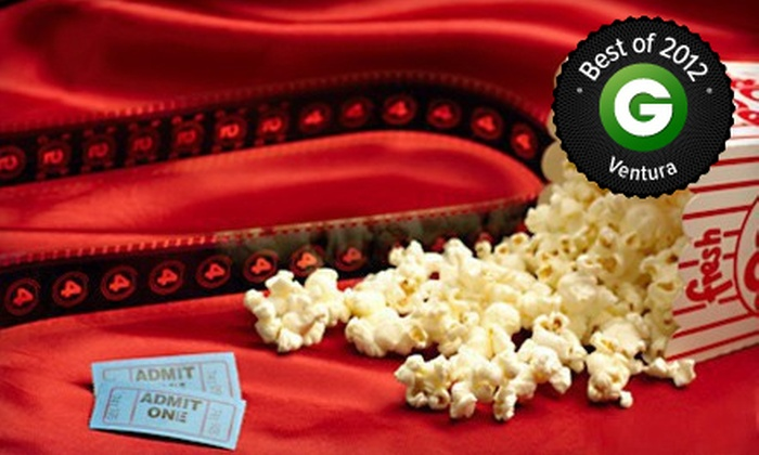 Roxy Stadium 11 - Camarillo: $14 for a Movie for Two and a Large Popcorn at Roxy Stadium 11 (Up to $27.25 Value)