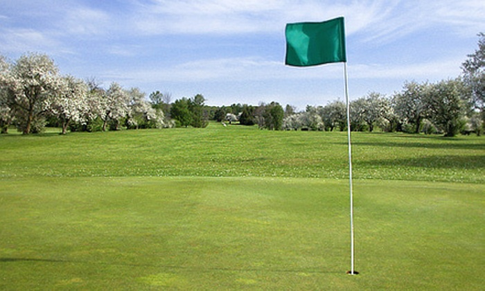Gracewil Country Club - Alpine: $15 Worth of Golf, Drinks, and Food