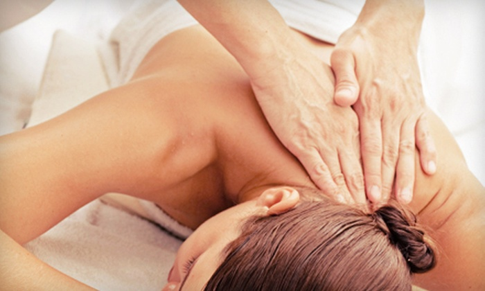 Golden Touch Therapy - Encinitas: One or Three Massages and Postural Evaluations at Golden Touch Therapy in Encinitas (Up to 59% Off)