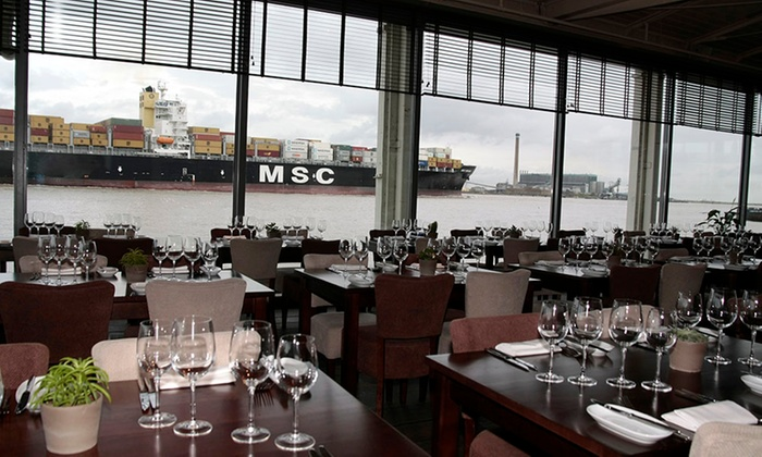 Riva Restaurant And Bar   Gravesend: Three Courses For Two Or Four From  £25.95 ...