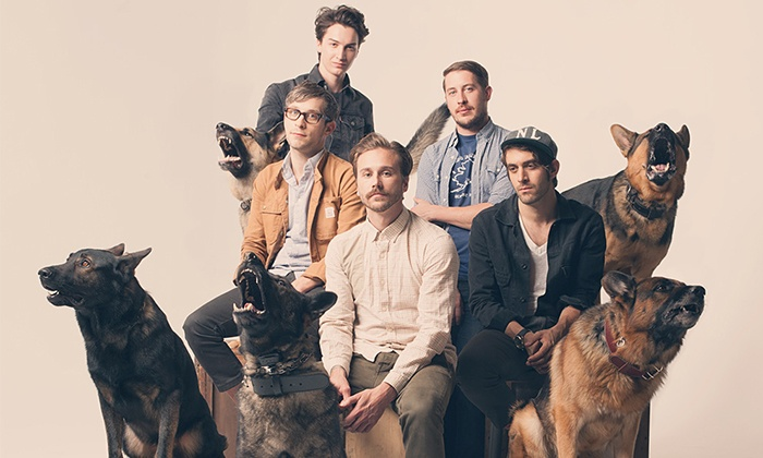 Honda Civic Tour Featuring Portugal. The Man & Grouplove - Cal Coast Credit Union Open Air Theatre at SDSU: Honda Civic Tour Featuring Portugal. The Man and Grouplove on August 17 (Up to 50% Off)