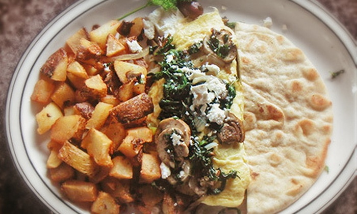 The Armenian Cafe - Carlsbad: $20 for a Champagne Breakfast for Two at The Armenian Cafe ($40 Value)