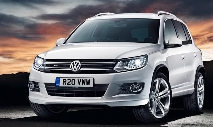 Volkswagen of Salem - Salem: Platinum or Gold Detail Package or Interior or Exterior Detail at Volkswagen of Salem (Up to 58% Off)
