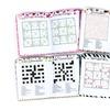 Set of 4 Bonnie Marcus Chic Style Puzzle Books