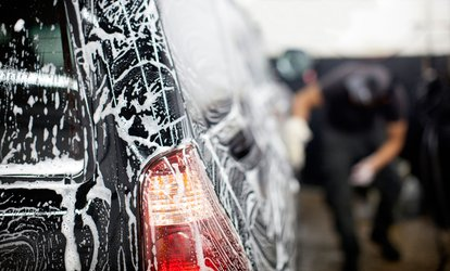 image for Exterior Car Wash with Optional Re-Load Protective Spray Sealant at Dave's Detail (Up to 44% Off)