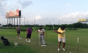 Copperfield Golf Center: Up to 65% Off 60 Minute Golf Lessons at Copperfield Golf Center