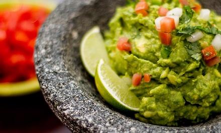 Tex-Mex Cuisine at La Rancherita (40% Off)