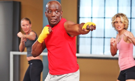 One Month of Unlimited Fitness Classes or 3 or 5 Classes at Billy Blanks Ancient Arts Studio (Up to 52% Off)