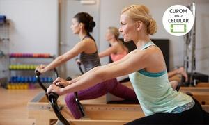 Studio Inspirar: 1, 2 ou 3 meses de pilates 2 vezes por semana no Studio Inspirar Pilates – Além Ponte