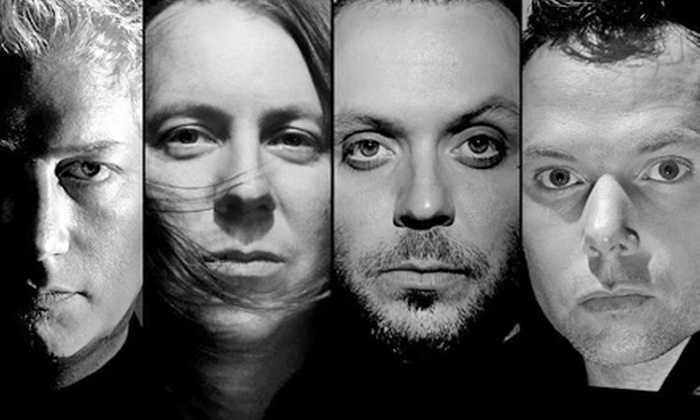 Blue October - The Sway Tour - House of Blues New Orleans: $18 to See Blue October – The Sway Tour at House of Blues New Orleans on September 4 at 7:30 p.m. (Up to $38 Value)