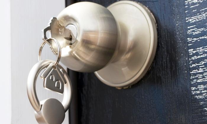 Guardian Angel Locksmith - Los Angeles: $215 for a Highly Secured Deadbolt Door Lock System from Guardian Angel Locksmith ($430 Value)