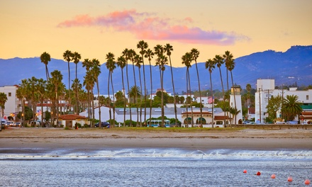 Stay at Inn at East Beach in Santa Barbara; Dates into April 2015