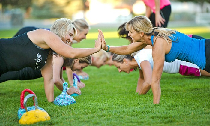 Kaia FIT - Roseville - Kaia FIT Roseville: Five-Week Women's Core Fitness Program at Kaia FIT Roseville (Up to 74% Off). Two Options Available.