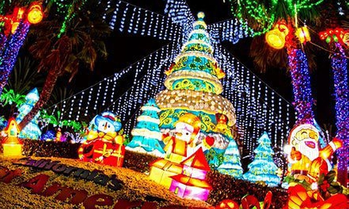 Global Winter Wonderland - Santa Clara: $16 for a Theme-Park Visit with Unlimited Rides for One at Global Winter Wonderland (Up to $33 Value)