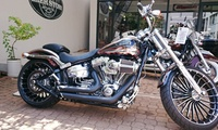 90-Minute Coastal Harley Davidson Adventure Tour for One for R599 with Harley Motorcycle Adventure Tours (50% Off)