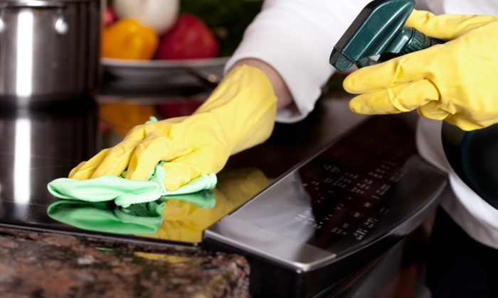 The Service Sharks - Richmond: Two Hours of Cleaning Services from The Service Sharks (55% Off)