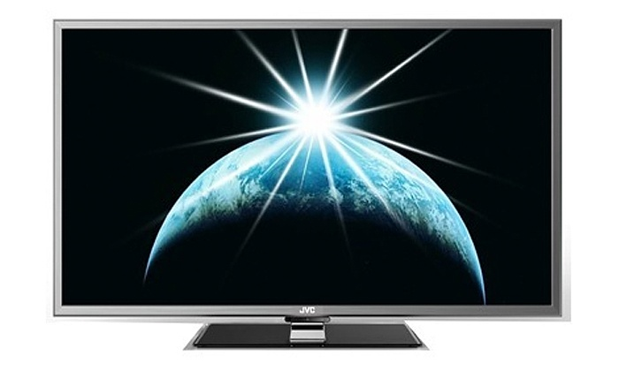 Groupon Goods: JVC 65-inch Full HD 3D LED TV for R24 999 Including Delivery (17% off)