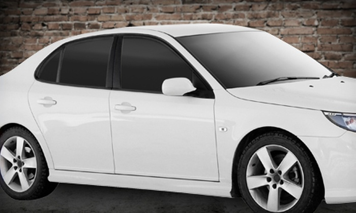 Custom Car Stereo & Tint - Avion Park: Full Window Tinting for One or Two Cars or SUVs at Custom Car Stereo & Tint (Up to 52% Off)