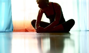 Orange Yoga: One or Two Months of Unlimited Classes at Orange Yoga (Up to 80% Off)