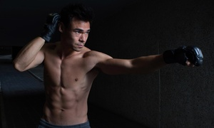 CROSS GUARD FITNESS: 20 Brazilian Jiu-Jitsu Classes at Cross Guard Fitness (55% Off)