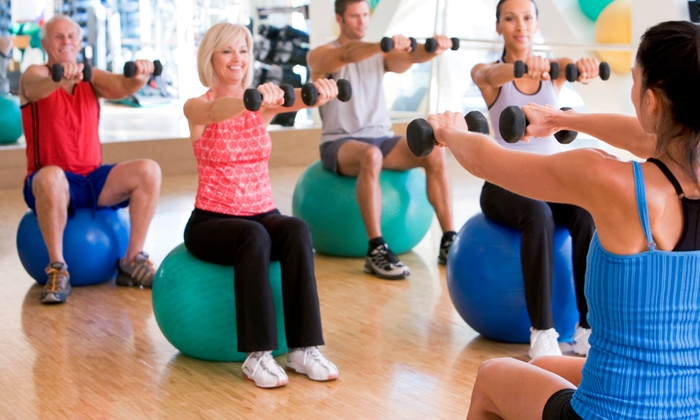 The Aerobics Room - Los Angeles: 5, 10, or 20 Fitness Classes at The Aerobics Room (Up to 62% Off)
