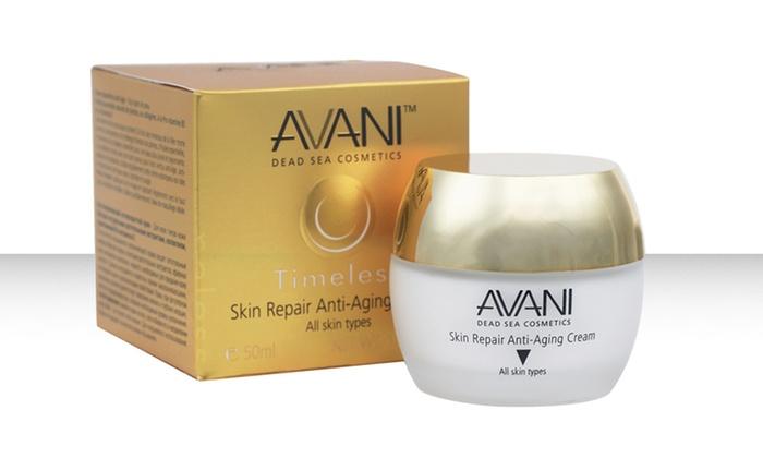 AVANI Dead Sea Anti-Aging Cream: AVANIDead Sea Timeless Skin Repair Anti-Aging Cream