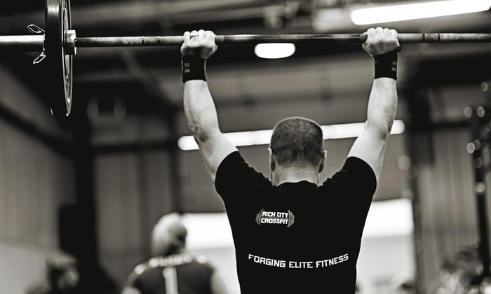 Rich City CrossFit - Richmond: One or Three Months of CrossFit Training with Six Foundations Classes at Rich City CrossFit (Up to 58% Off)
