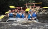 Whitewater Challengers: May-September - Weatherly: Camping for Up to Four or Two-Day Camping Adventure for Two at Whitewater Challengers in Weatherly (Up to 63% Off)
