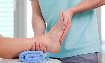Stepin Podiatry and Chiropody at Beehive Healthcare