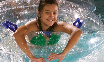 $28 for 10 Visits to Splash! at Lively Park (Up to $56 Value)