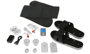 TENS Unit and Digital Pulse Massager with Sandals or Ab Belt at TENS Unit and Digital Pulse Massager with Sandals or Ab Belt, plus 6.0% Cash Back from Ebates.
