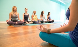 Yoga Bliss: Five Yoga Classes at Yoga Bliss (Up to 67% Off)