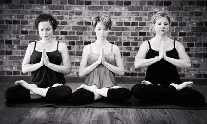 Yoga Core and More - O Fallon: 10 Drop-In Yoga or Fitness Classes or One Month of Unlimited Classes at Yoga Core and More in O'Fallon (Up to 67% Off)