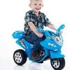 Lil Rider Baron Motorized Ride-On Three-Wheel Motorcycle Trike