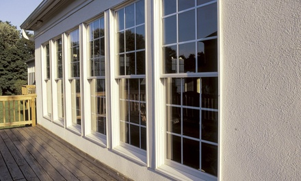 Up to 53% Off Window Cleaning at Sun Devil Window Cleaning