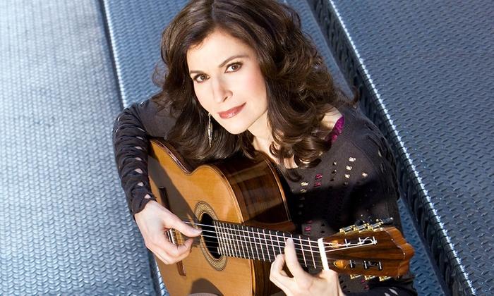 Sharon Isbin: Guitar and Isabel Leonard: Mezzo-Soprano