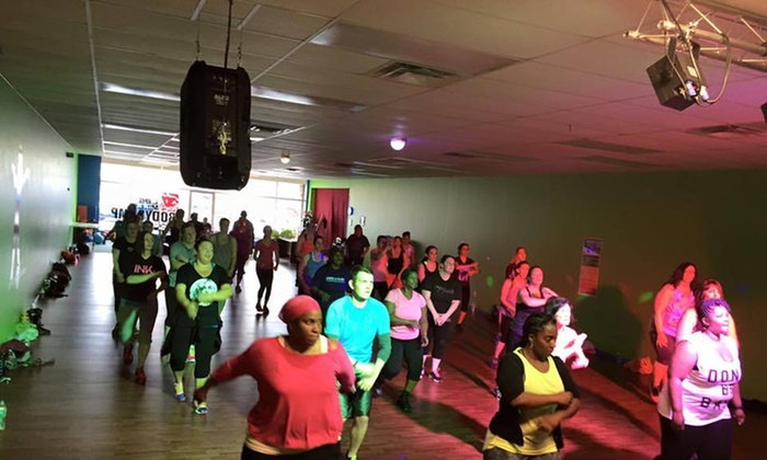 FitParty Studio - FitParty Studio: Four Weeks of Membership and Unlimited Fitness Classes at FitParty Studio (65% Off)