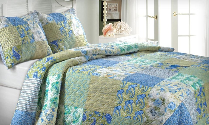 greenland home fashions quilt sets greenland home fashions quilt sets up to 67 - Greenland Home Fashions