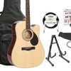 Greg Bennett Acoustic or Acoustic-Electric Guitar Kit