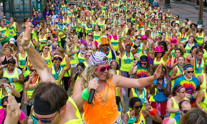 Minneapolis Dance Mile - East 15th Lot Between 1st & Nicollet: Minneapolis Dance Mile on Saturday, August 15, at 5 p.m. (Up to 38% Off)