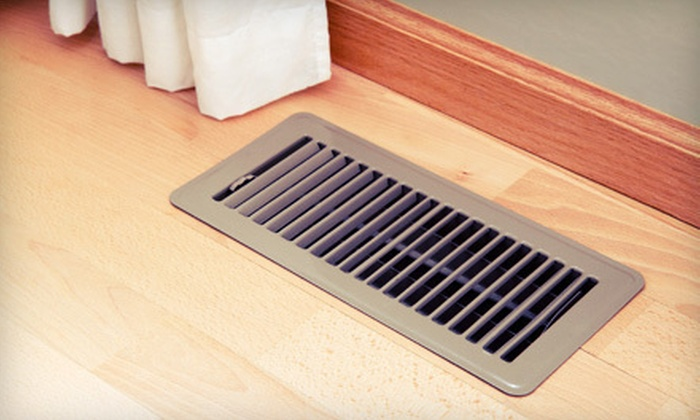 D Finest Air Duct Cleaning Colorado - Denver: Air-Duct Cleaning with Optional Dryer-Vent Cleaning from D Finest Air Duct Cleaning Colorado (Up to 76% Off)