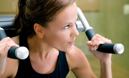 One-, Three-, or Six-Month Membership with Gym Access at Sheraton Fitness (Up to 87% Off)