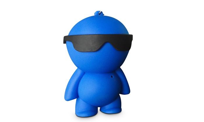 Ihip Little Dude Robot Mini Speaker Groupon