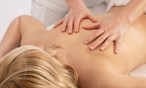 Coastal Integrative Healthcare: One or Three 60-Minute Massages at Coastal Integrative Healthcare (Up to 46% Off)