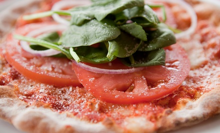 $12 for $20 Worth of Pizza, Salads, and Hoagies at Pancoast Pizza