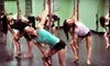 Cherry Blossom Pole Dancing Studio Inc. - Ottawa: Four Pole or Aerial Classes or Two Weeks of Unlimited Classes at Cherry Blossom Pole Dancing Studio Inc. (Up to 51% Off)