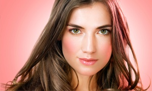 Bloom Salon: Haircut and Style With or Without Partial Highlights or Full Color at Bloom Salon (Up to 50% Off)