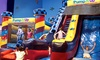 Pump It Up - Tempe: 2 or 10 Open-Jump Sessions, or 1 Parent's Night Jump Sessions at Pump It Up (Up to 51% Off)